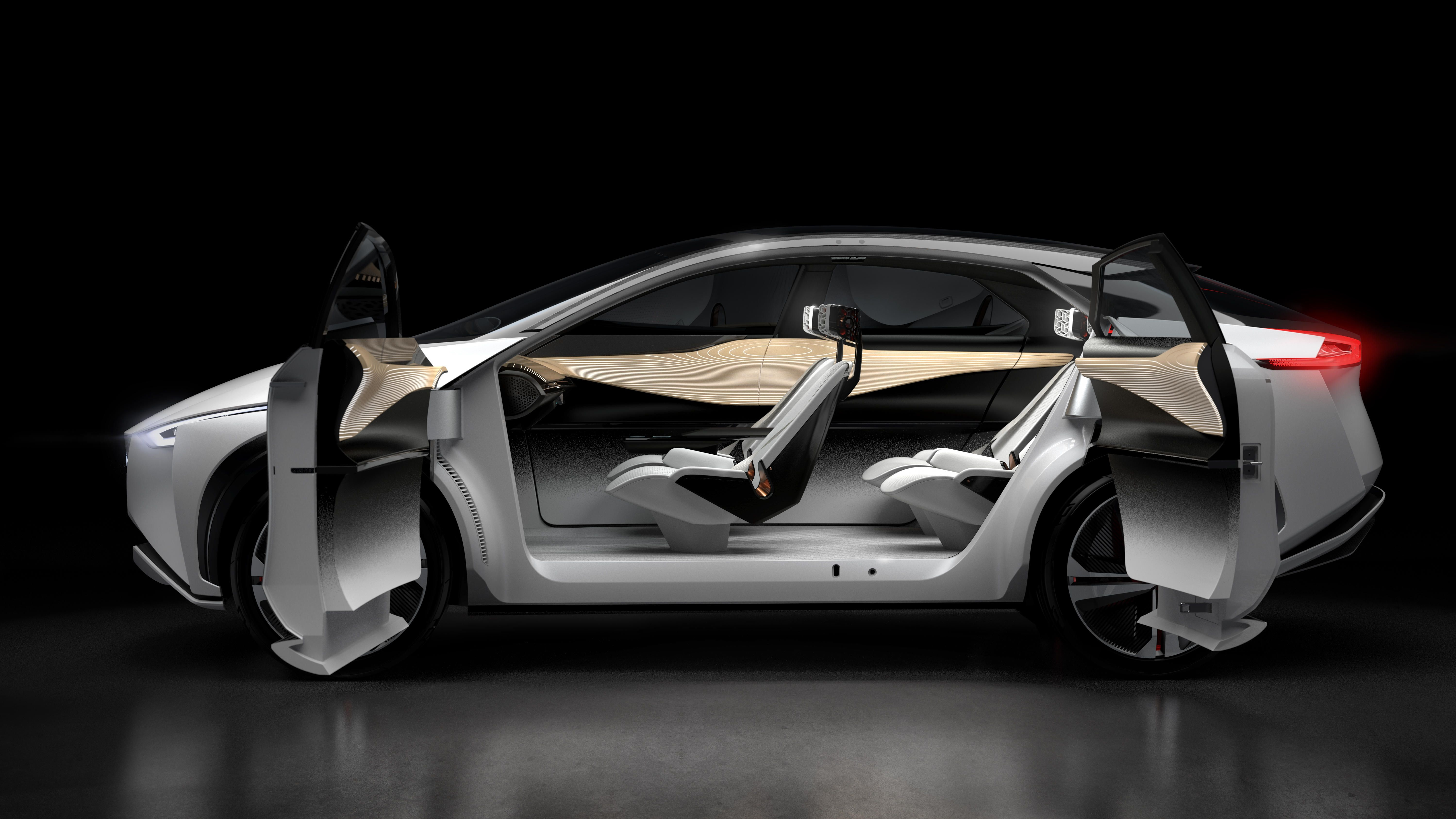 Nissan shares its vision for our autonomous EV future at CES | DeviceDaily.com