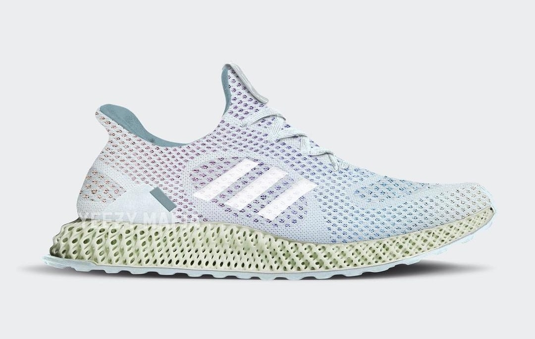 Adidas will keep the Futurecraft 4D hype rolling in 2018 | DeviceDaily.com