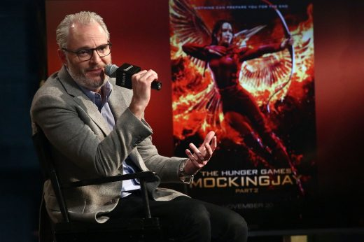 Apple orders sci-fi drama from 'Hunger Games' director