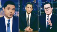Here's How Each Late Night Host Responded To Sh*thole-Gate Last Night