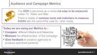 IAB Releases DOOH Metrics Glossary