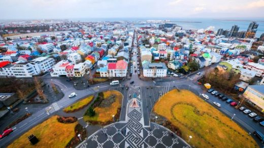 Iceland just made it illegal to pay men more than women for the same job