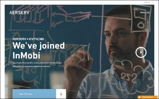 InMobi Acquires AerServ For $90 Million