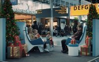 KLM Airport Seats Translate Languages So Travelers Can Talk To Each Other