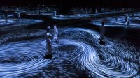 Making your own waves in the 'Vortices' art installation