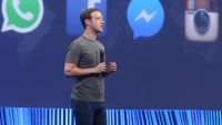 Mark Zuckerberg's New Year's resolution is to solve Facebook's issues