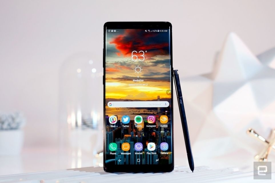 Some Galaxy Note 8 owners have reported battery charging issues | DeviceDaily.com