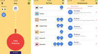 This app wants to make a game out of taking your vitamins