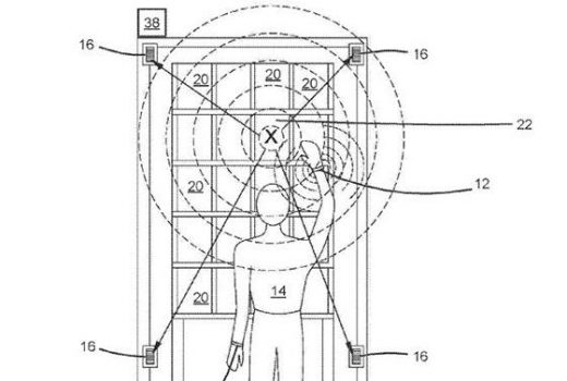 Amazon Granted Patent For Tracking Warehouse Workers' Hands