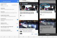 Google app beta adds built-in screenshot-editing tools