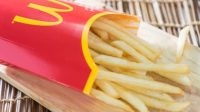 A chemical found in McDonald's french fries may lead to a baldness cure