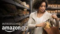 Amazon Go, Wrist Patent Show Company's Advertising Strength, Reach