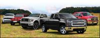 Automotive Engagement Data Shows Preference For Trucks, SUVs