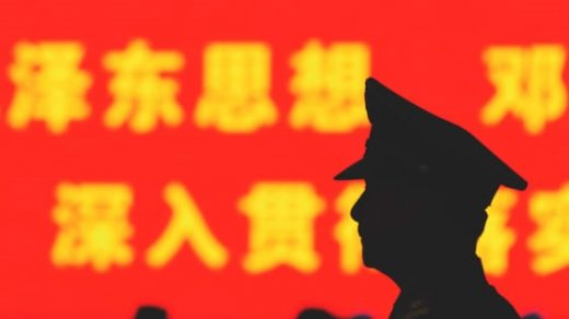 Chinese police are using surveillance glasses to identify people