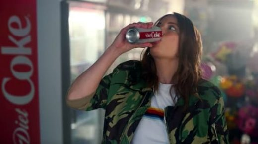 Diet Coke's Super Bowl Ad Doesn't Seem To Know It's A Super Bowl Ad