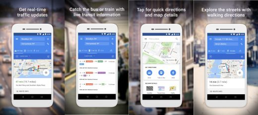 Google opens Maps Go beta to US-based testers