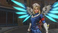 'Overwatch' update downgrades Mercy, adds 4K on Xbox One X
