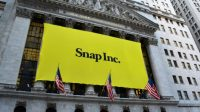 Snap stock up big after earnings beat expectations, daily users soar