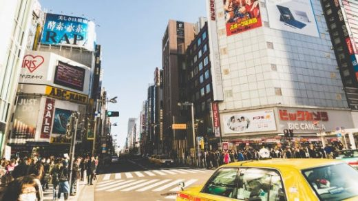 Sony and Uber are going to fight it out in Japan