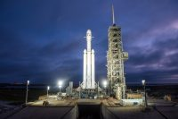 SpaceX's Falcon Heavy launch is reportedly set for February 6th