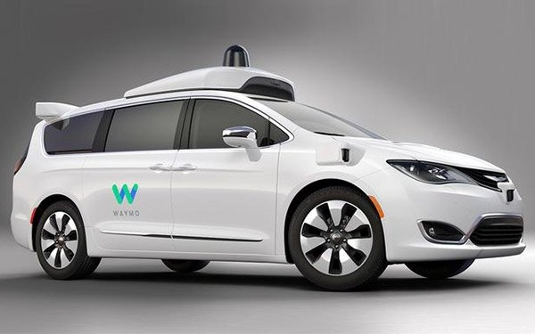 Waymo Orders Thousands Of Self-Driving Minivans | DeviceDaily.com