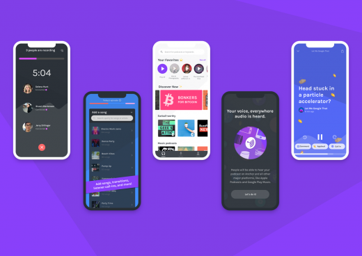 Anchor turns itself into a one-stop podcast creation app