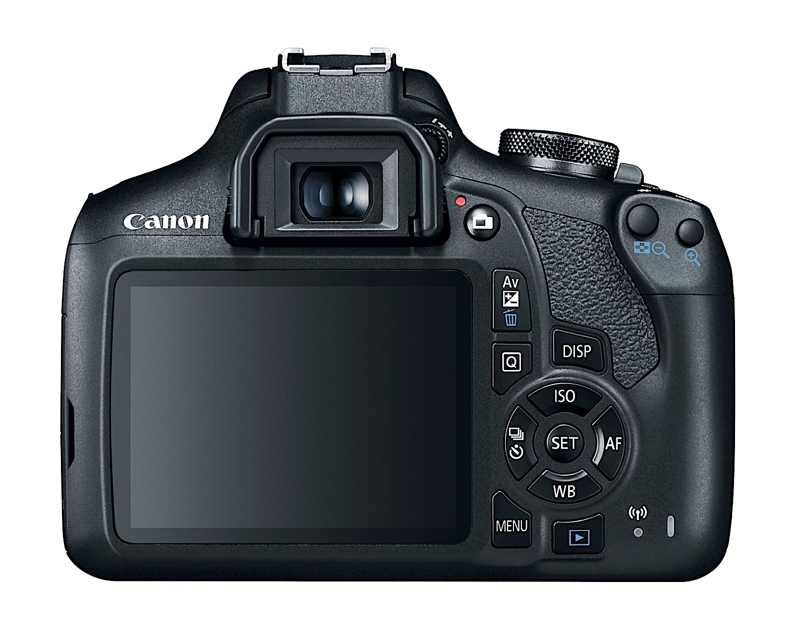 Canon's entry-level Rebel T7 DSLR targets social media users | DeviceDaily.com