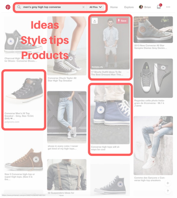 A Pinterest update focused on search | DeviceDaily.com