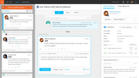 Spredfast adds reviews to the social channels in its dashboard