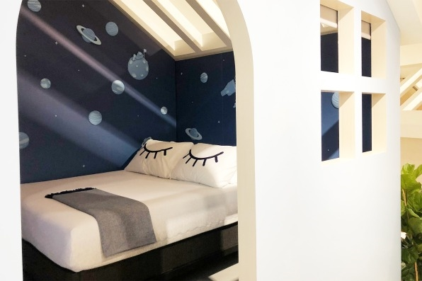 Casper just opened its first permanent store so you can take a nap in a miniature home | DeviceDaily.com