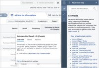 Facebook is removing 20 outdated, redundant ad metrics; adding methodology labels