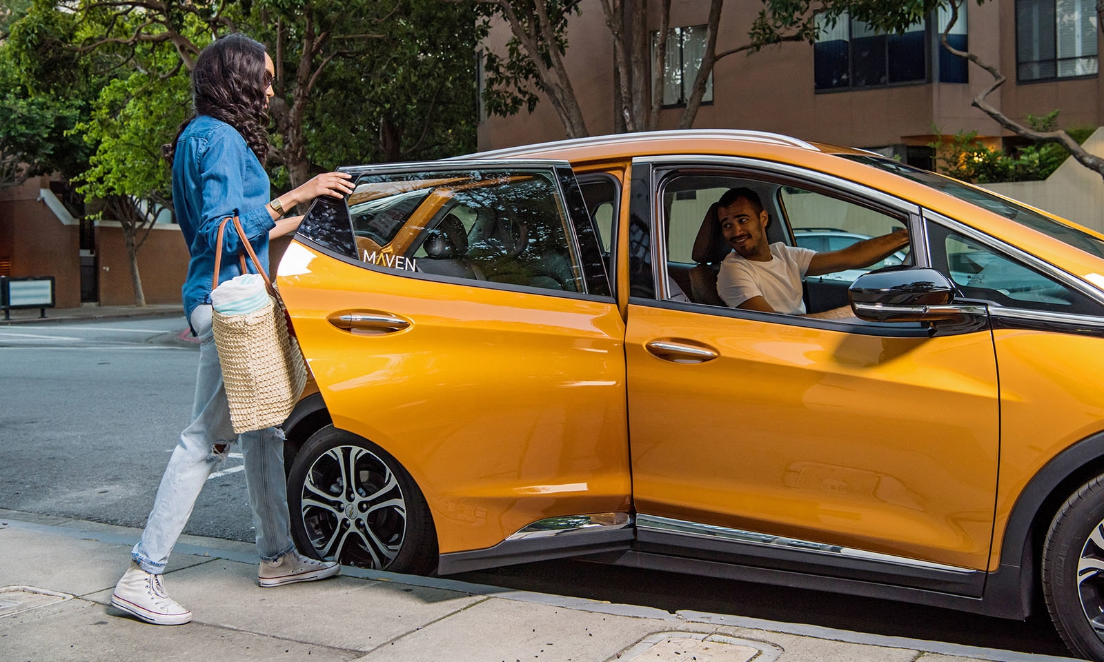GM expands Maven Gig into Austin with all-electric rental fleet | DeviceDaily.com
