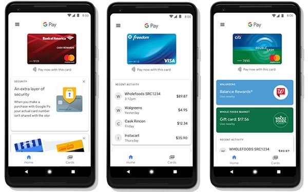 Google Combines Payment Systems, Will Cryptocurrency Follow? | DeviceDaily.com