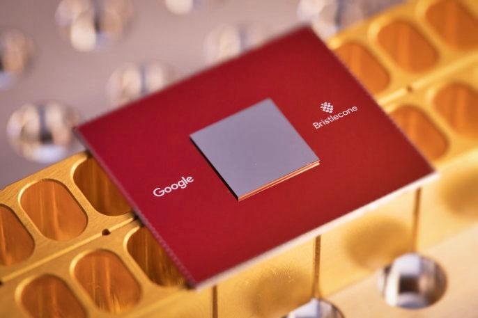 Google backs its Bristlecone chip to crack quantum computing | DeviceDaily.com