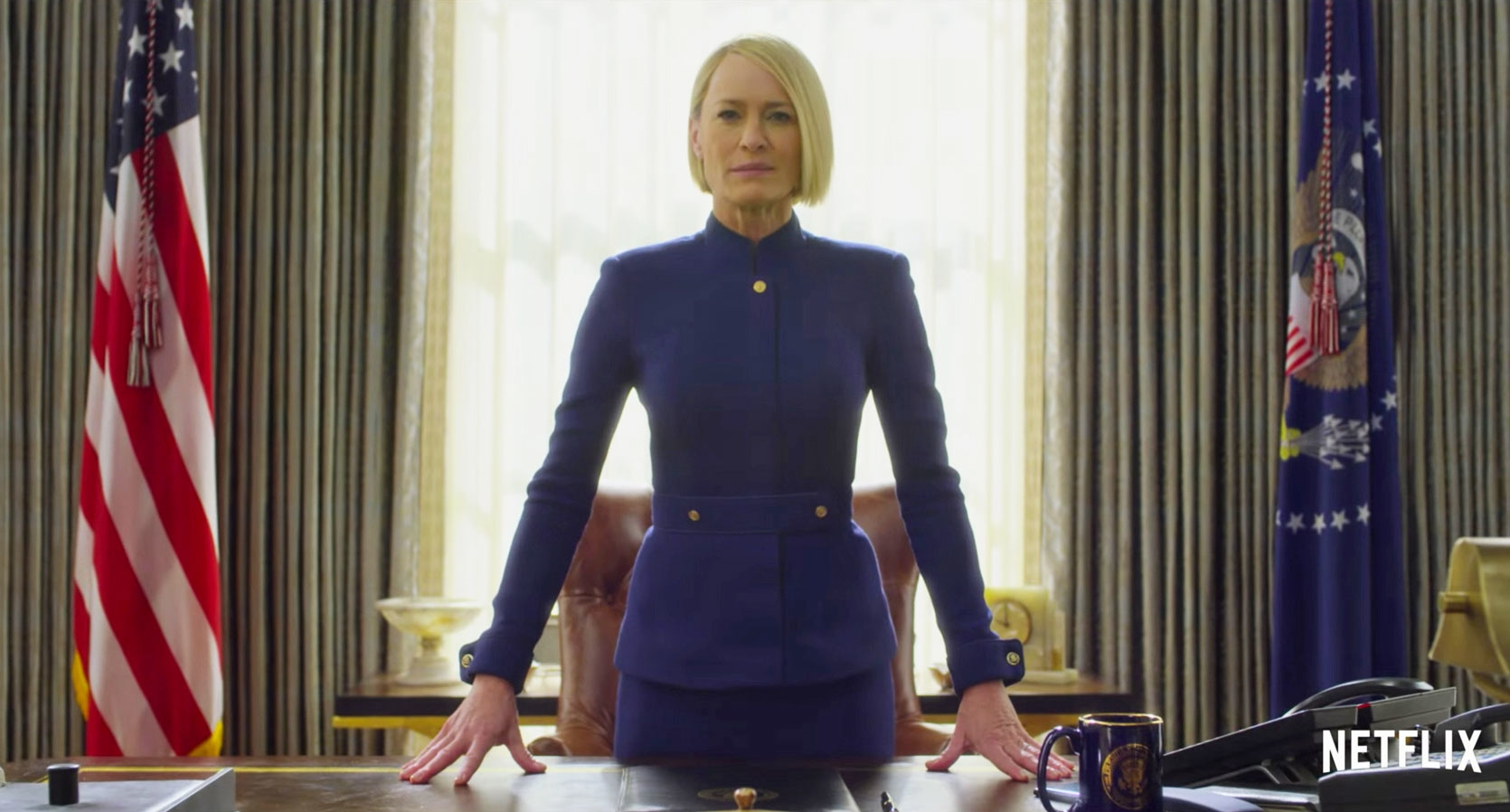 'House of Cards' teaser shows Claire Underwood taking charge | DeviceDaily.com