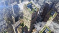 It's 2018 and Tokyo is about to build a giant wooden skyscraper