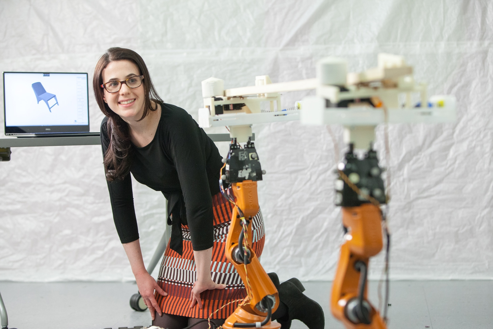 MIT's robotic carpenters take the hassle out of custom furniture | DeviceDaily.com