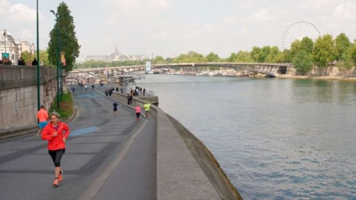 Paris Goes To Court To Protect Its Pedestrian Spaces