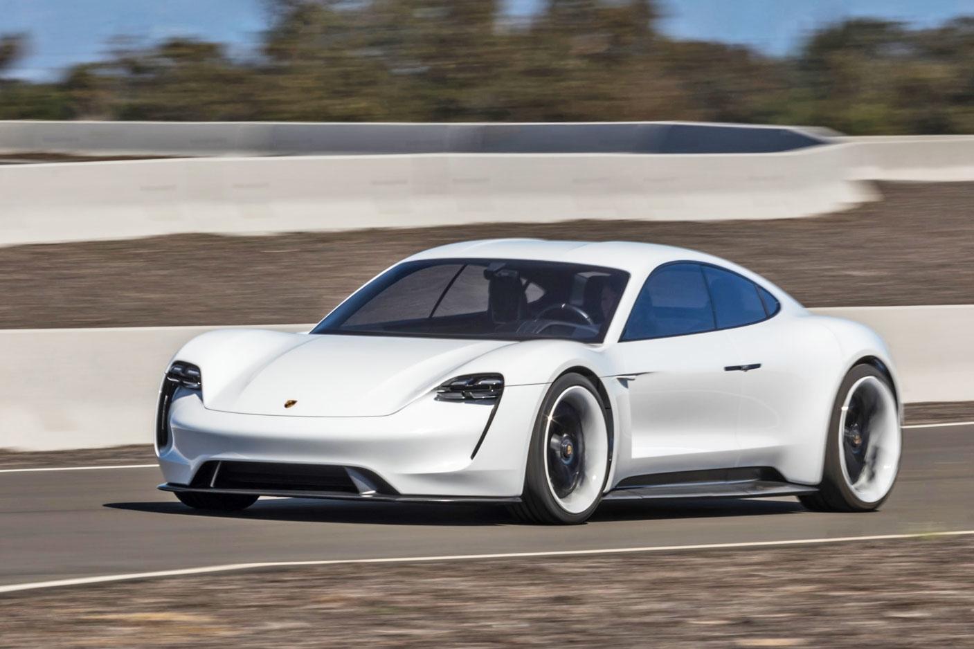 Porsche claims Mission E won't have Tesla's performance limits | DeviceDaily.com