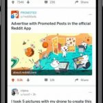 Reddit introduces native promoted post ads in its mobile