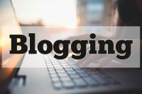 The Benefits of Blogging for Marketing Purposes