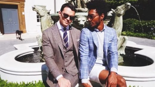 This Menswear Brand Lost 10K Instagram Followers Over Same-Sex Ads