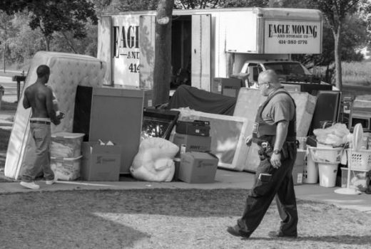 This Exhibit Exposes The Stories Behind The Country's Continuing Eviction Crisis
