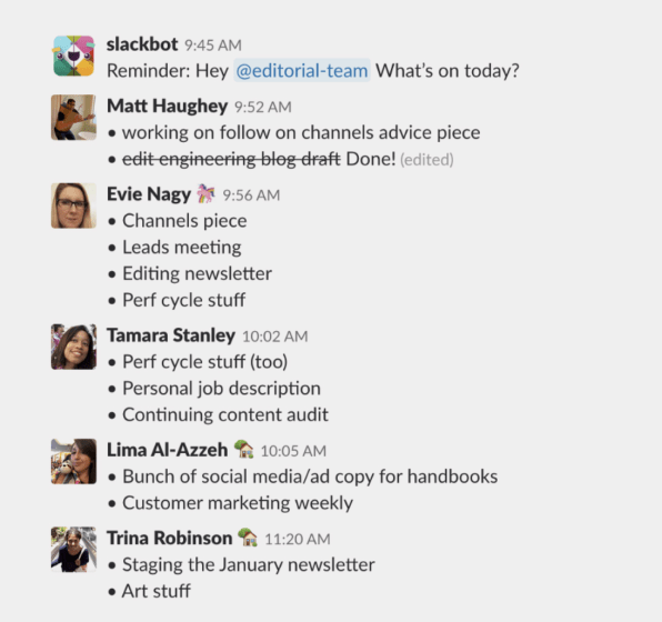 This Slack Insider's Low-Tech Formatting Tips Help Messages Get Read | DeviceDaily.com