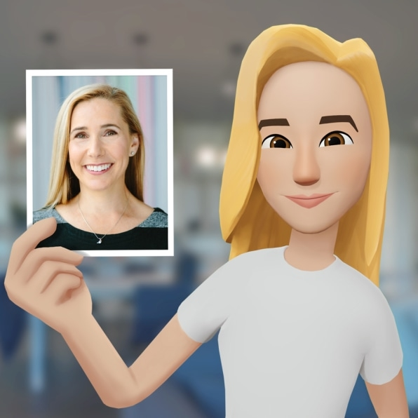 Facebook's VR Avatars Just Got A More Realistic Upgrade | DeviceDaily.com