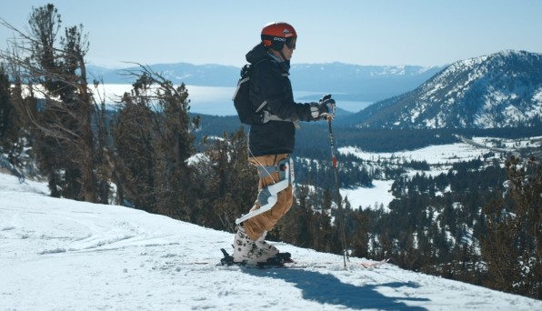 This Affordable Exoskeleton Can Make You A Better Skier | DeviceDaily.com