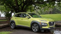 Hyundai's Kona is ready for almost anything