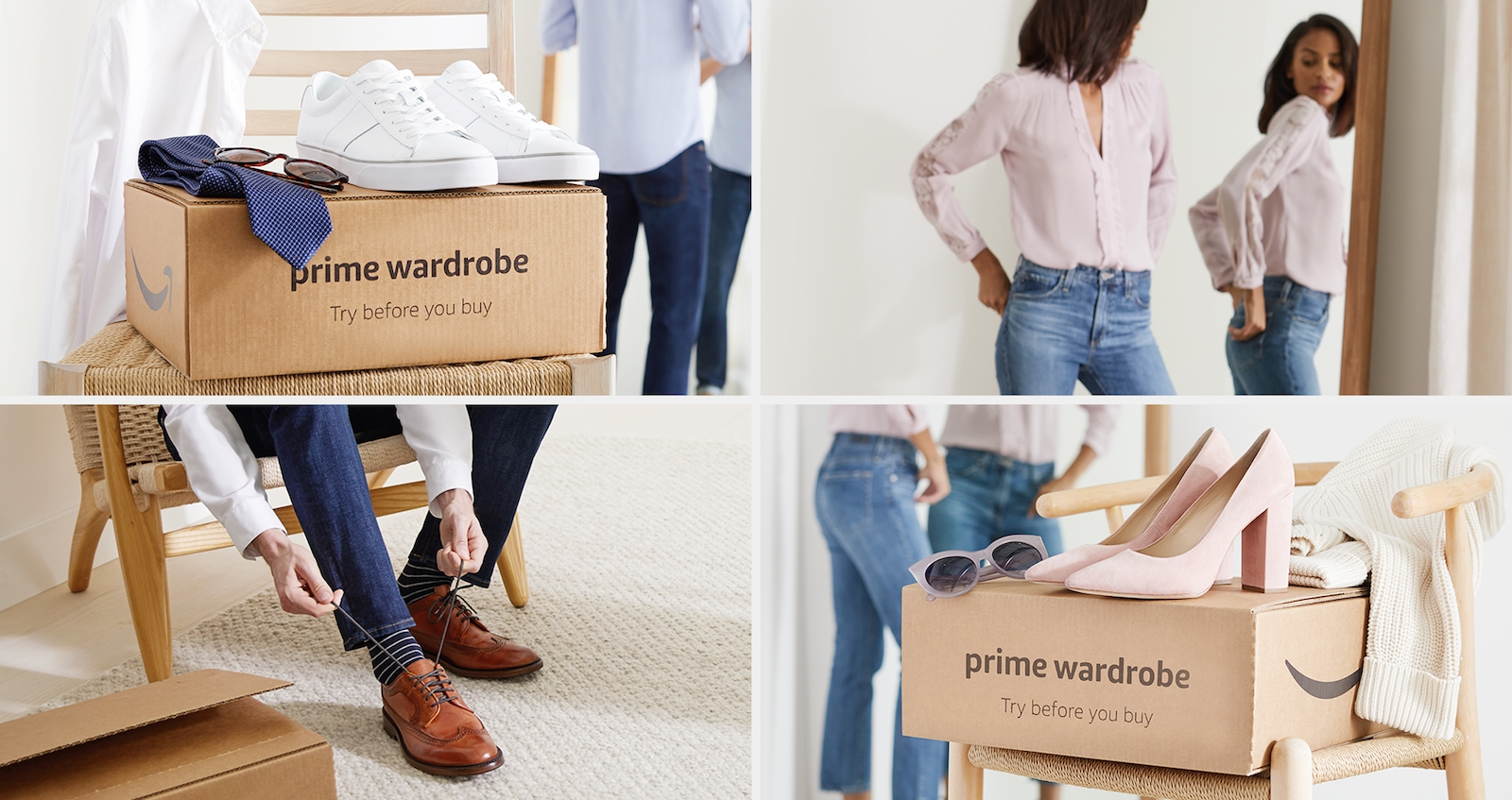 Amazon appears to be expanding its Prime Wardrobe service | DeviceDaily.com