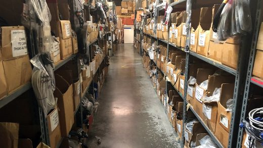 An amazing repository of technological detritus is closing forever