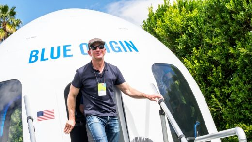 At Amazon's MARS Conference, Jeff Bezos Plots The Future With 200 (Very) Big Brains